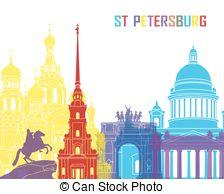 Saint Petersburg clipart #1, Download drawings