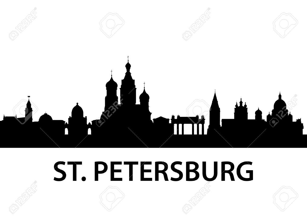 Saint Petersburg clipart #13, Download drawings