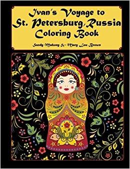 Saint Petersburg coloring #1, Download drawings