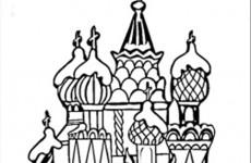 Saint Petersburg coloring #16, Download drawings