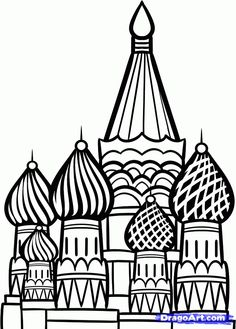 Saint Petersburg coloring #17, Download drawings