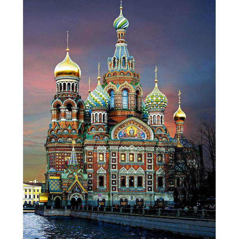 Saint Petersburg coloring #10, Download drawings