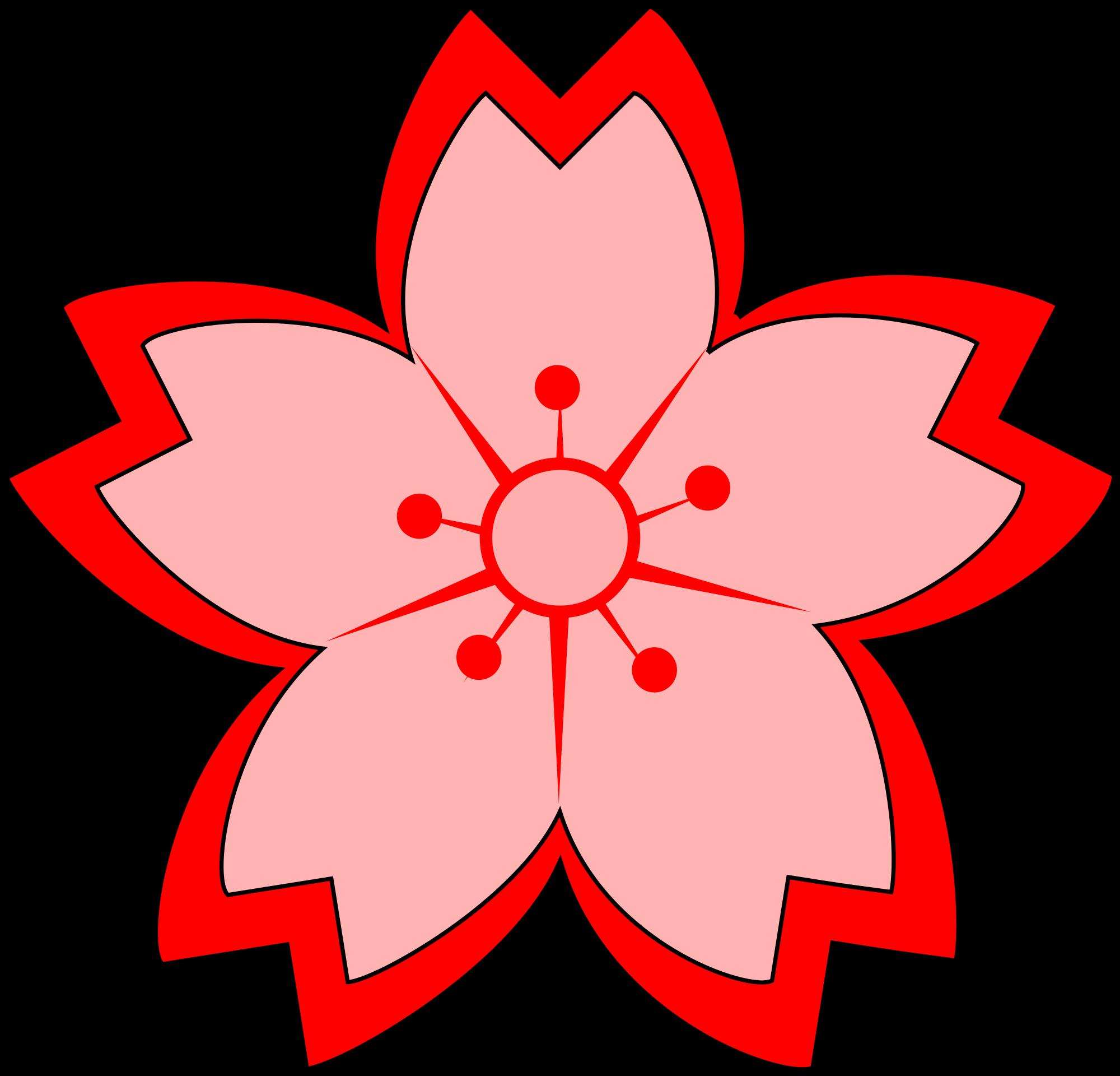 Sakura Blossom svg #12, Download drawings