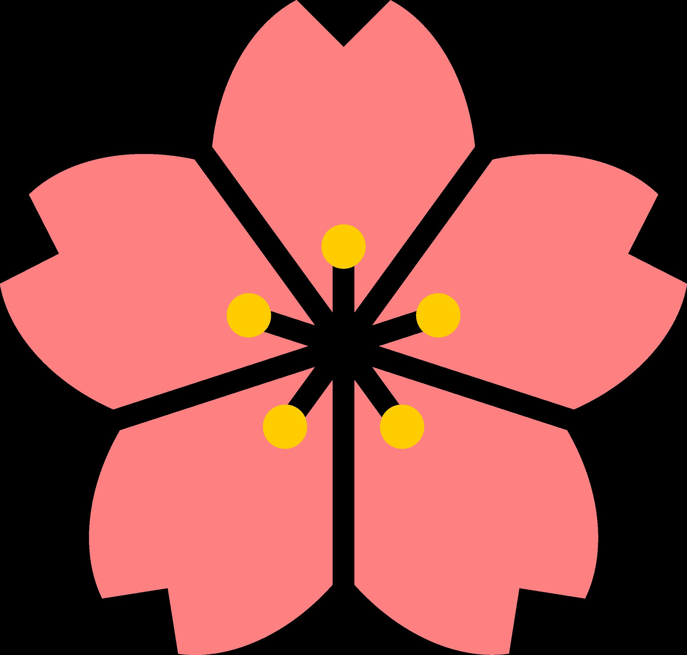 Sakura Blossom svg #7, Download drawings