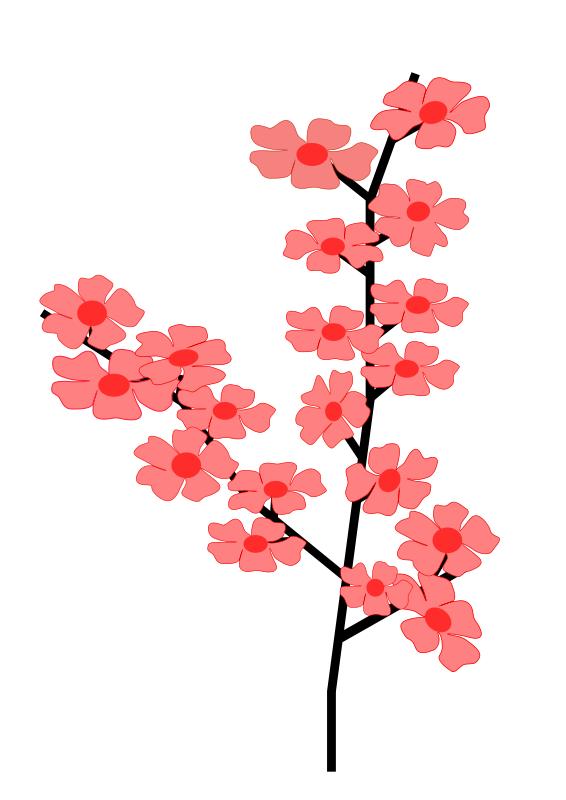 Sakura clipart #2, Download drawings