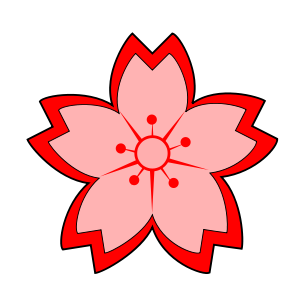 Sakura svg #19, Download drawings