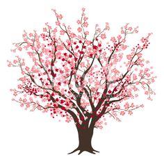 Sakura Tree clipart #15, Download drawings