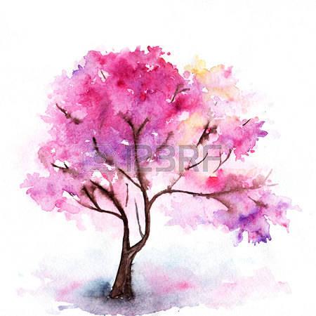 Sakura Tree clipart #8, Download drawings