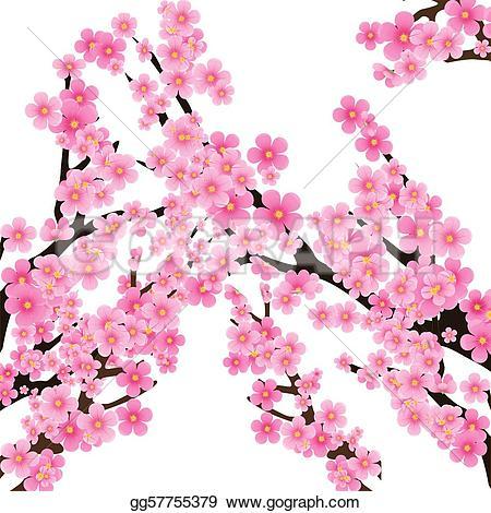 Sakura Tree clipart #4, Download drawings