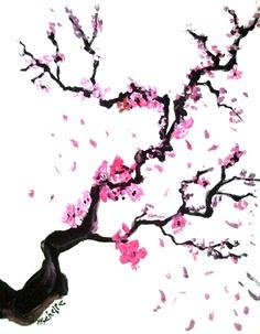 Sakura Tree clipart #6, Download drawings
