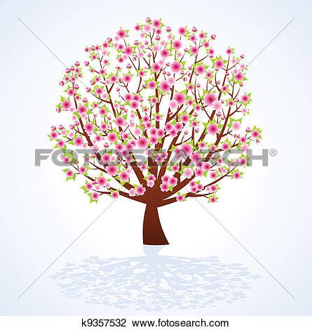 Sakura Tree clipart #3, Download drawings