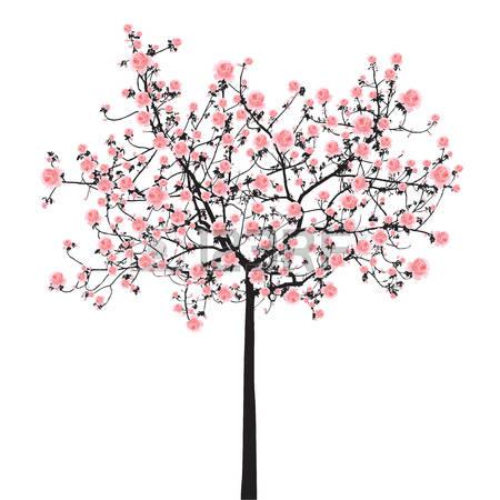Sakura Tree clipart #14, Download drawings