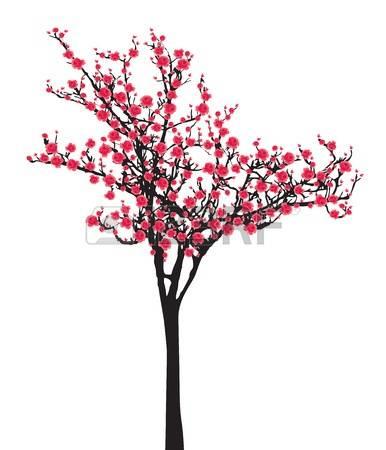 Sakura Tree clipart #12, Download drawings