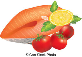 Salmon clipart #6, Download drawings