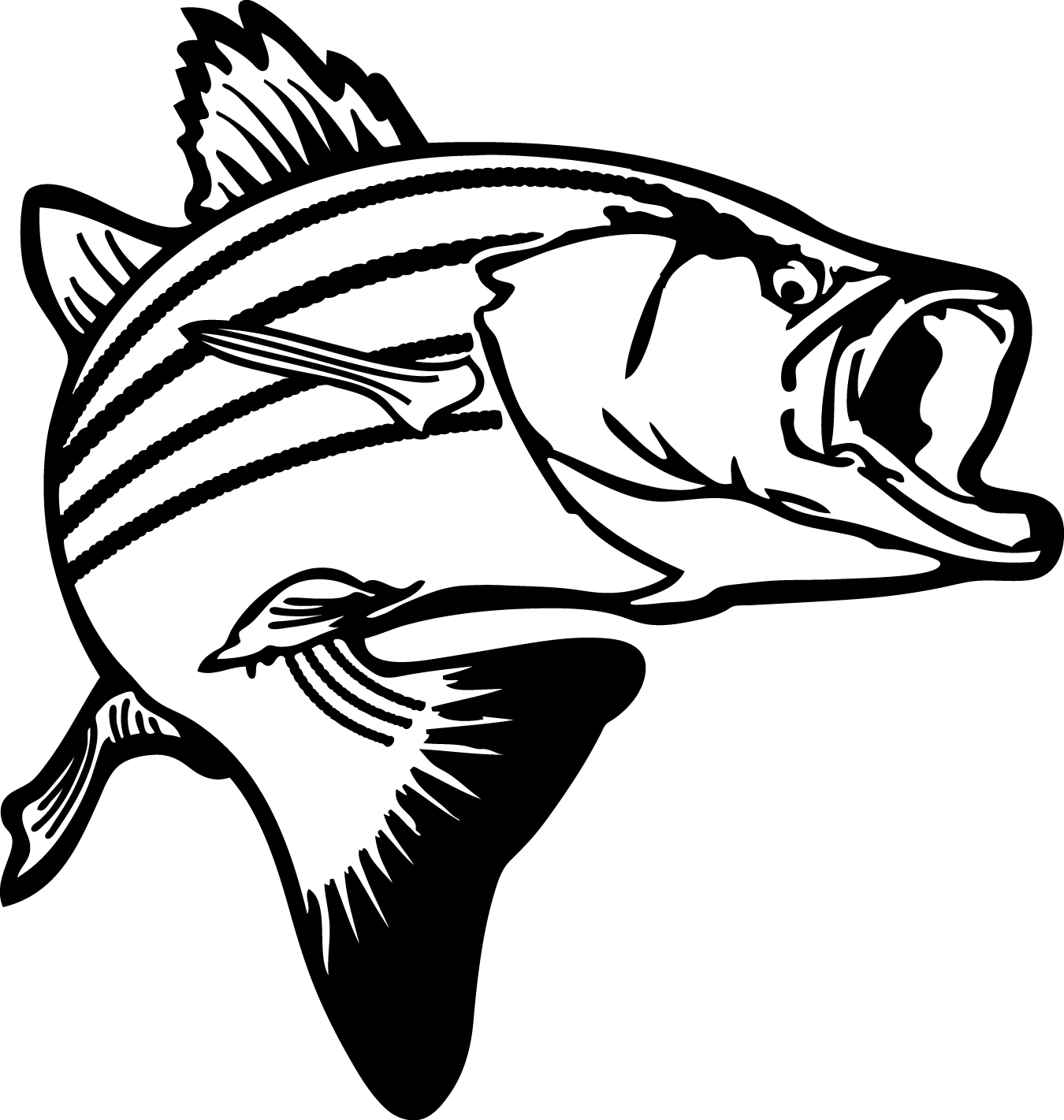 Salmon clipart #1, Download drawings
