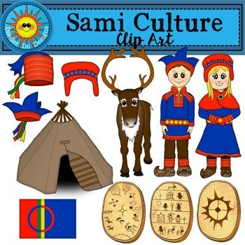 Sami clipart #16, Download drawings
