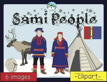 Sami clipart #3, Download drawings
