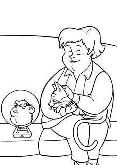 Sami coloring #16, Download drawings