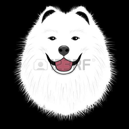 Samoyed clipart #7, Download drawings