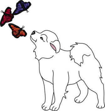 Samoyed clipart #18, Download drawings