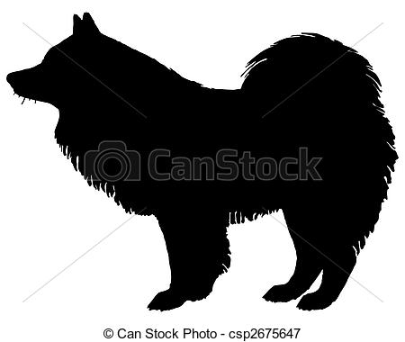 Samoyed clipart #12, Download drawings