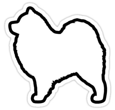 Samoyed svg #13, Download drawings