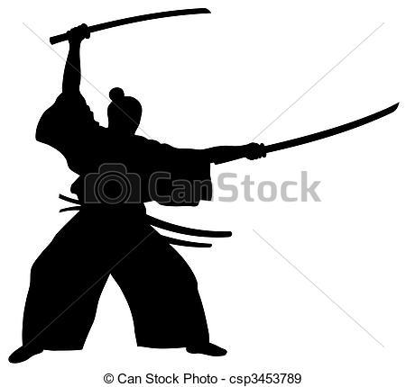 Samurai clipart #18, Download drawings