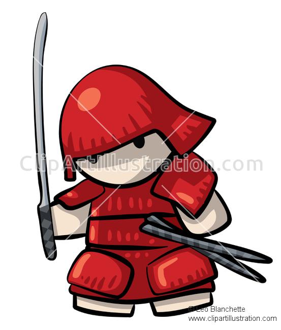 Samurai clipart #9, Download drawings