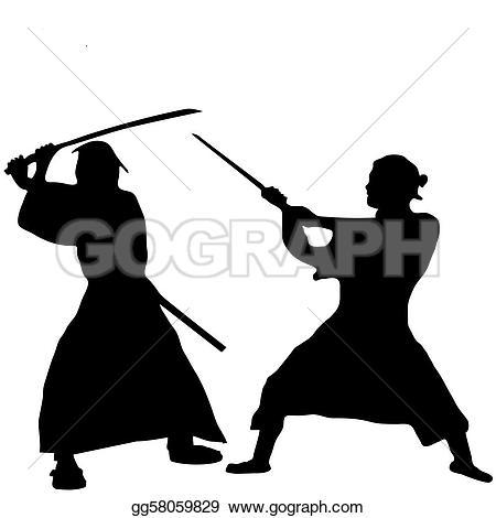 Samurai clipart #13, Download drawings