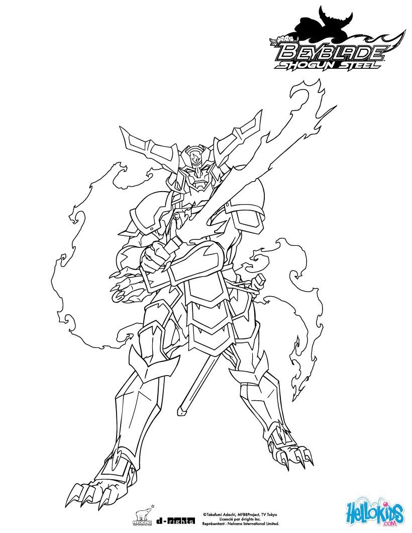 Samurai coloring #2, Download drawings