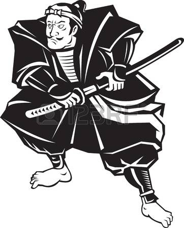 Samurai Warrior clipart #16, Download drawings