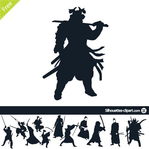 Samurai Warrior clipart #14, Download drawings