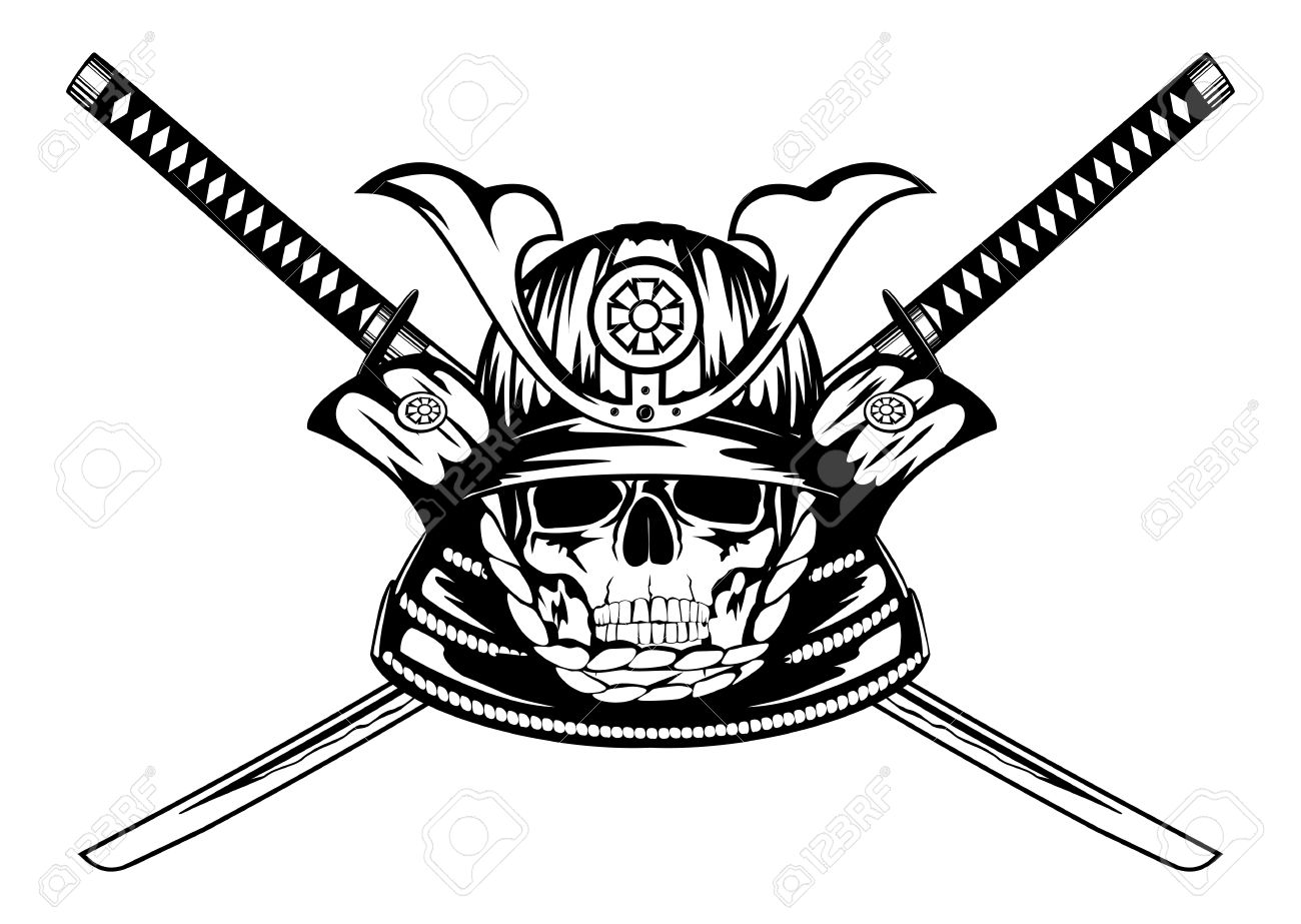 Samurai Warrior clipart #3, Download drawings