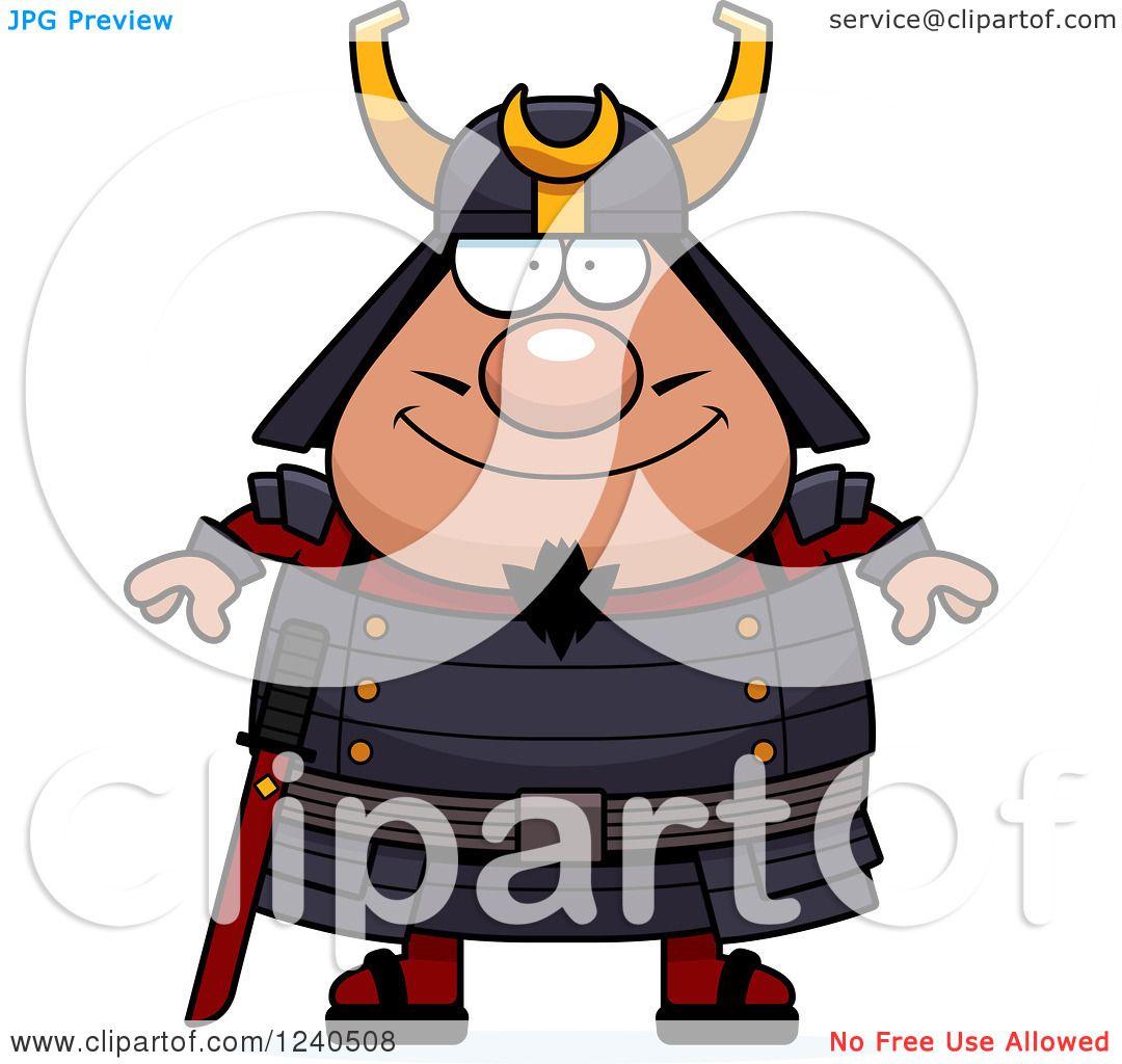 Samurai Warrior clipart #2, Download drawings