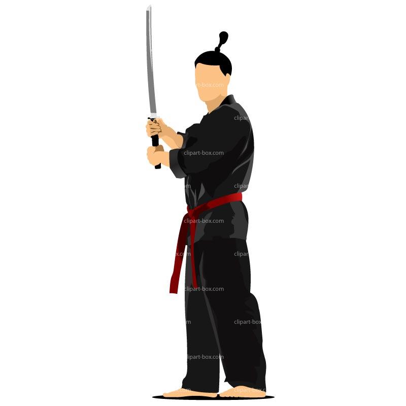 Samurai Warrior clipart #5, Download drawings