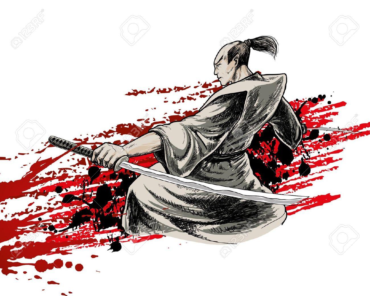 Samurai Warrior clipart #10, Download drawings