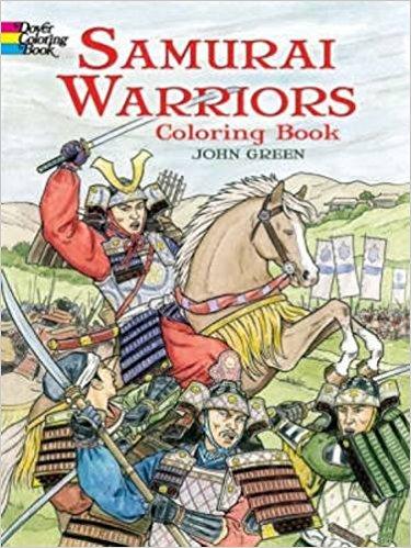 Samurai Warrior coloring #13, Download drawings
