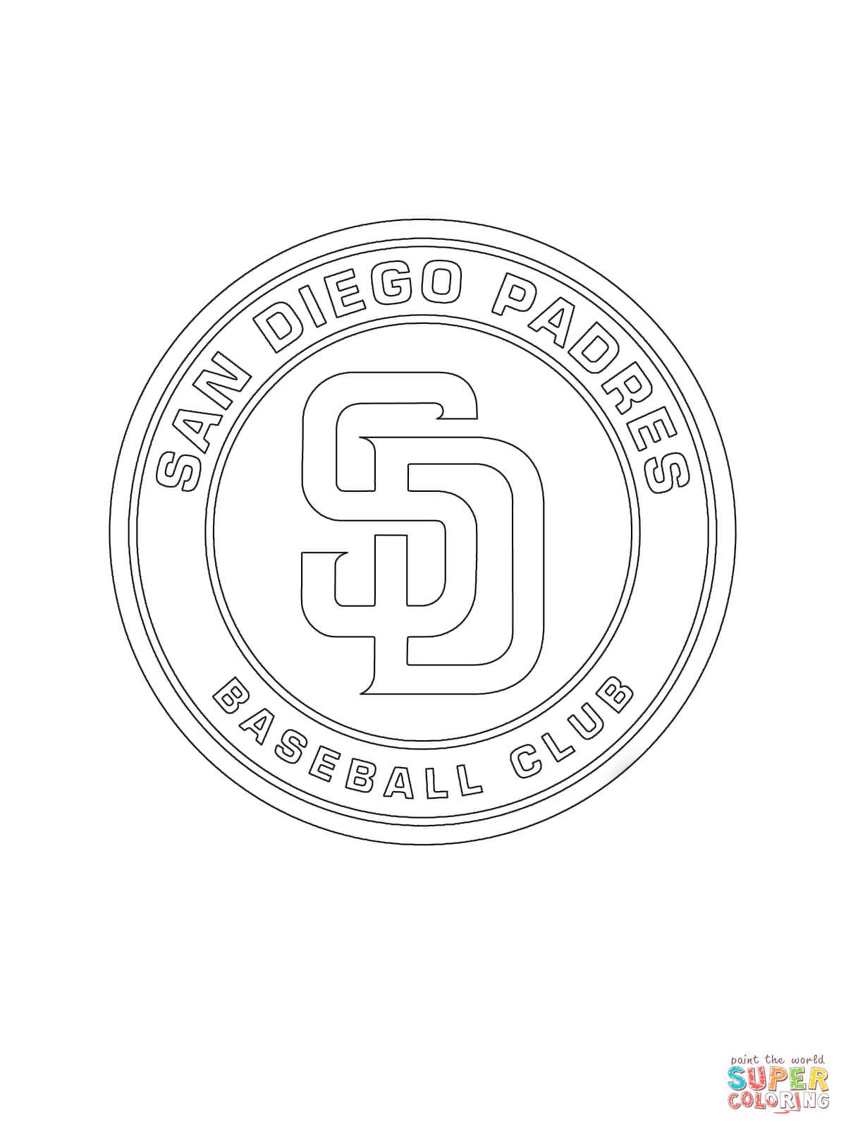 San Diego coloring #6, Download drawings