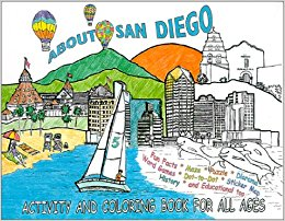 San Diego coloring #1, Download drawings