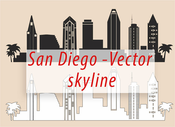 San Diego Svg Download San Diego Svg