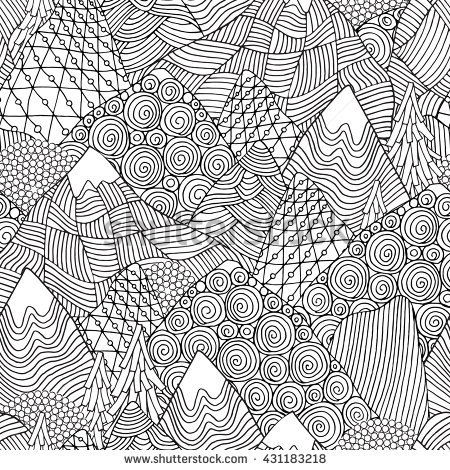 San Francisco Peaks coloring #12, Download drawings