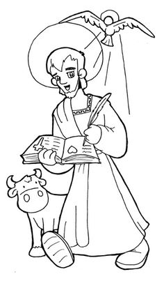 San Lucas coloring #20, Download drawings