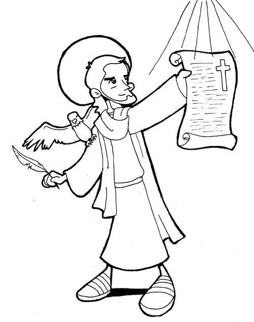 San Lucas coloring #11, Download drawings