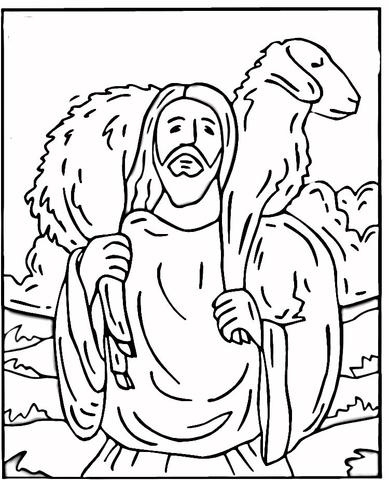 San Lucas coloring #2, Download drawings