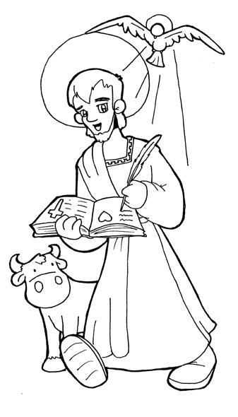 San Lucas coloring #18, Download drawings