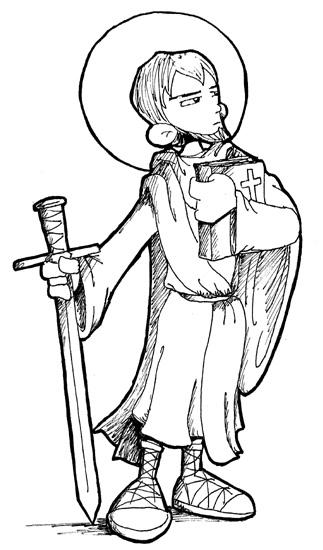 San Lucas coloring #19, Download drawings