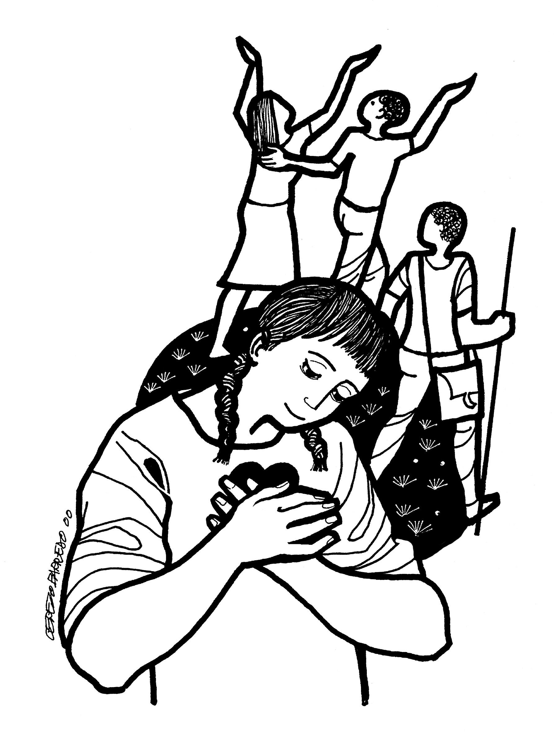 San Lucas coloring #15, Download drawings