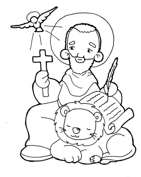 San Lucas coloring #1, Download drawings