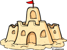 Sandcastle clipart #20, Download drawings