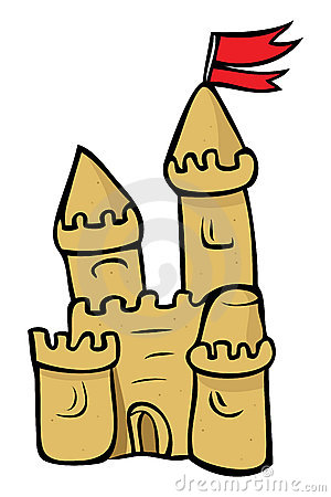 Sandcastle clipart #11, Download drawings